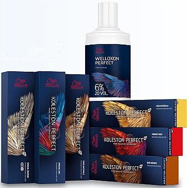 Боя за коса - Wella Professionals Koleston Perfect Me+ Pure Naturals — снимка N3