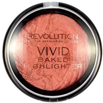 Хайлайтър за лице - Makeup Revolution Highlighting