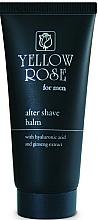Парфюмерия и Козметика Балсам след бръснене - Yellow Rose For Men After Shave Balm