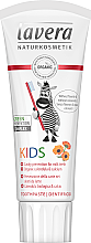 Парфюмерия и Козметика Детска паста за зъби без флуор - Lavera Kids Toothpaste Organic Calendula and Calcium Fluoride