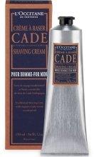 """Крем за бръснене """"Хвойна"""" - L'Occitane Cade Shaving Cream Men — снимка N2"""