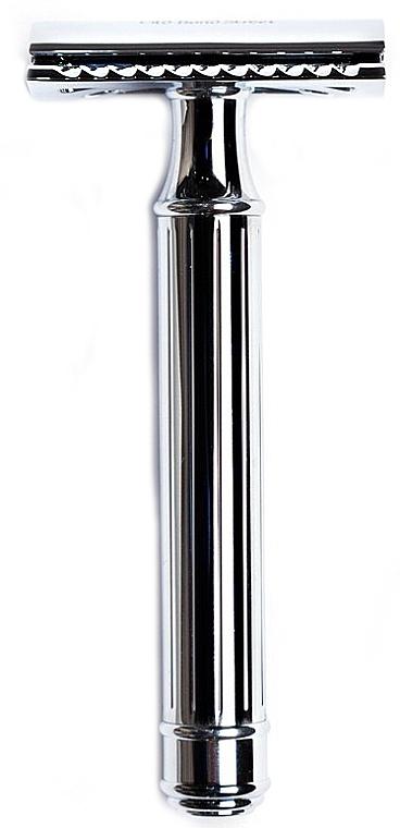 Класическа самобръсначка, 15389 - Taylor Of Old Bond Street Safety Razor No.89 Chrome Handle — снимка N2