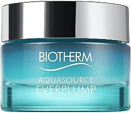 Парфюми, Парфюмерия, козметика Крем за чувствителна кожа - Biotherm Aquasource Everplump Moisturizer Cream (тестер)