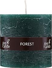 Парфюмерия и Козметика Натурална ароматна свещ, 7.5 см - ProCandle Forest Glade Candle