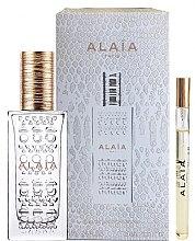Парфюми, Парфюмерия, козметика Комплект парфюмна вода - Alaia Paris Eau de Parfum Blanche (edp/50ml + edp/10ml)