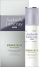 Парфюмерия и Козметика Защитен крем за лице - Isabelle Lancray Zenzibia DermaZen Balancing Protection Cream