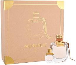 Парфюмерия и Козметика Chloe Nomade - Комплект парфюмна вода (edp/50ml + edp/mini/5ml)