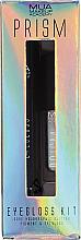 Парфюмерия и Козметика Комплект грим за очи - Mua Prism Eyegloss Kit (пигмент/4g + течни сенки/1g)