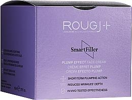 Парфюмерия и Козметика Крем за лице с лифтинг ефект - Rougj+ Smart Filler Crema Effetto Plump