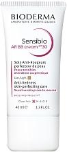 Парфюмерия и Козметика Крем за кожа склонна към зачервяване - Bioderma Sensibio AR BB Cream SPF 30+
