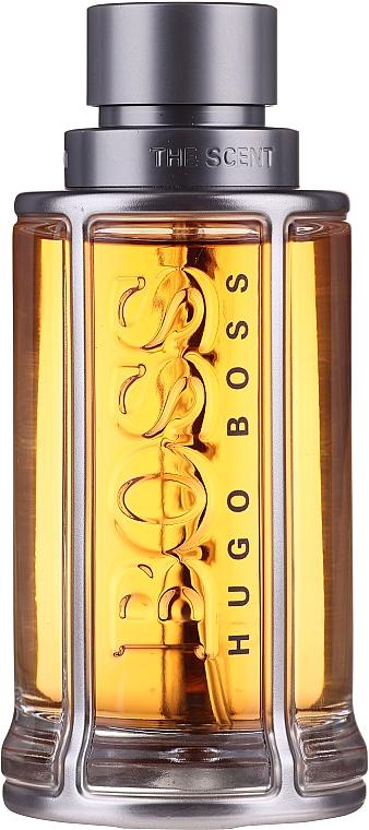 Hugo Boss The Scent - Комплект (тоал. вода/100ml + душ гел/50ml + део стик/75ml) — снимка N3