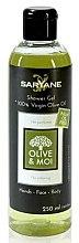 Парфюми, Парфюмерия, козметика Душ гел за тяло - Saryane Olive & Moi Shower Gel