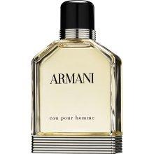 Парфюми, Парфюмерия, козметика Armani eau Pour Homme (new) - Тоалетна вода