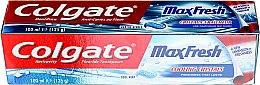 """Парфюмерия и Козметика Паста за зъби """"Макс Фреш"""" - Colgate Total Max Fresh Cool Mint"""