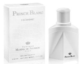 Парфюмерия и Козметика Marina De Bourbon Prince Blanc - Тоалетна вода (тестер с капачка)