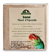 Парфюмерия и Козметика Сапун с масло от кактусова смокиня - Efas Saharacactus Macerat Opuntia Ficus Soap