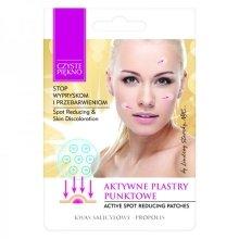Парфюми, Парфюмерия, козметика Пачове за проблемна кожа - Czyste Piekno Active Reducing Patches