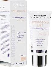 Парфюми, Парфюмерия, козметика Лек хидратиращ крем за нормална и мазна кожа - GlySkinCare Hydrotone Lite Hydrating Cream