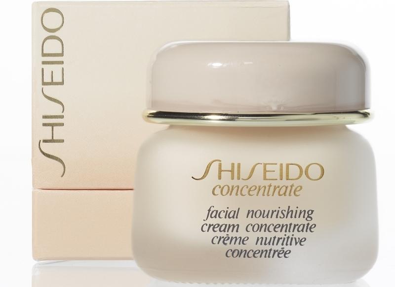 Подхранващ крем за лице - Shiseido Concentrate Facial Nourishing Cream — снимка N2