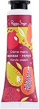 "Парфюмерия и Козметика Крем за ръце ""Нар и Папая"" - Peggy Sage Grenade Papaye Hands Cream"