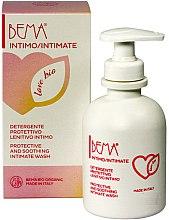 Парфюмерия и Козметика Гел за интимна хигиена - Bema Cosmetici Bema Love Bio Protective and Soothing Intimate Wash