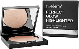 Парфюми, Парфюмерия, козметика Хайлайтър за лице - Swederm Perfect Glow Highlighter