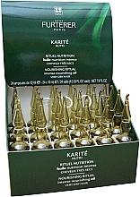 Парфюмерия и Козметика Подхранваща терапия за много суха коса - Rene Furterer Karite Nutri Treatment Dry Hair