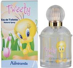 Парфюми, Парфюмерия, козметика Admiranda Tweety - Тоалетна вода