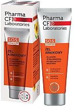 Парфюмерия и Козметика Гел за куперозна кожа с арника - Pharma CF S.O.S. Complex Gel