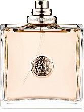 Парфюми, Парфюмерия, козметика Versace Pour Femme - Парфюмна вода ( тестер без капачка )