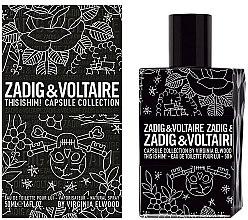 Парфюми, Парфюмерия, козметика Zadig & Voltaire This is Him Capsule Collection - Тоалетна вода