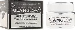 Парфюмерия и Козметика Маска за лице, повишава еластичността на кожата - Glamglow Gravitymud Firming Treatment Glittermask