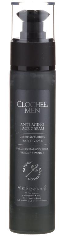 Clochee Men Anti-Aging Face Cream - Крем против бръчки за..