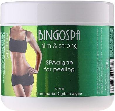 Пилинг за отслабване с морски водорасли - BingoSpa