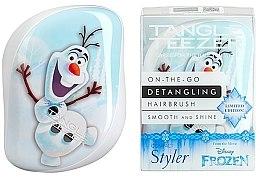 Парфюми, Парфюмерия, козметика Компактна четка за коса - Tangle Teezer Compact Styler Disney Olaf