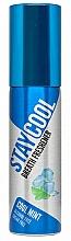 Парфюмерия и Козметика Спрей-освежител за уста с мента - Stay Cool Breath Fresheners Cool Mint