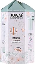 Парфюмерия и Козметика Комплект за лице - Jowae Positive Energy (гел/40ml + мицел. вода/150ml)