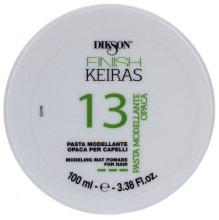 Парфюми, Парфюмерия, козметика Матова паста за моделиране на косата - Dikson Finish Keiras Pasta Modellante Opaca 13