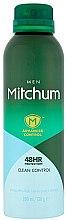 Парфюми, Парфюмерия, козметика Спрей дезодорант за мъже - Mitchum Advanced Clean Control