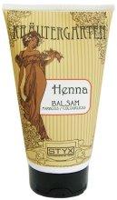 Парфюмерия и Козметика Балсам за коса - Styx Naturcosmetic Henna Balsam