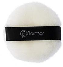 Парфюмерия и Козметика Гъба за пудра - Flormar Loose Powder Puff