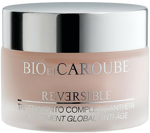 Антистареещ изглаждащ крем за лице - Bio et Caroube Reversible Complete Anti-Ageing Treatment — снимка N1