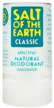 Парфюмерия и Козметика Натурален кристален спрей-дезодорант - Salt of the Earth Crystal Classic Deodorant