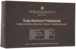 Парфюми, Парфюмерия, козметика Серум против косопад - Philip Martin's Scalp Nourishing Treatment Professional
