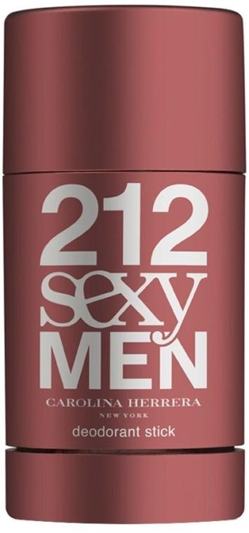Carolina Herrera 212 Sexy Men - Стик дезодорант  — снимка N1