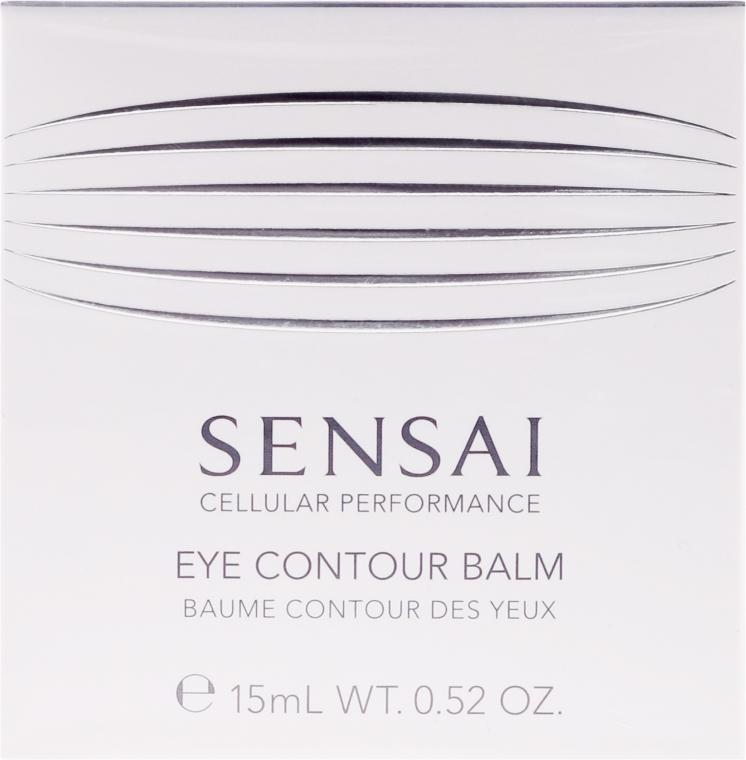 Балсам за грижа за кожата около очите - Kanebo Sensai Cellular Performance Eye Contour Balm — снимка N1