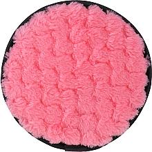 Парфюмерия и Козметика Гъба за почистване на грим, за многократна употреба, розова - Lash Brow