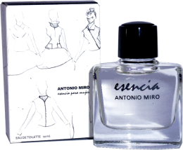 Парфюми, Парфюмерия, козметика Antonio Miro Esencia - Тоалетна вода ( мини )