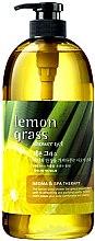 Парфюми, Парфюмерия, козметика Душ гел за тяло с лимонена трева - Welcos Body Phren Shower Gel Lemon Grass