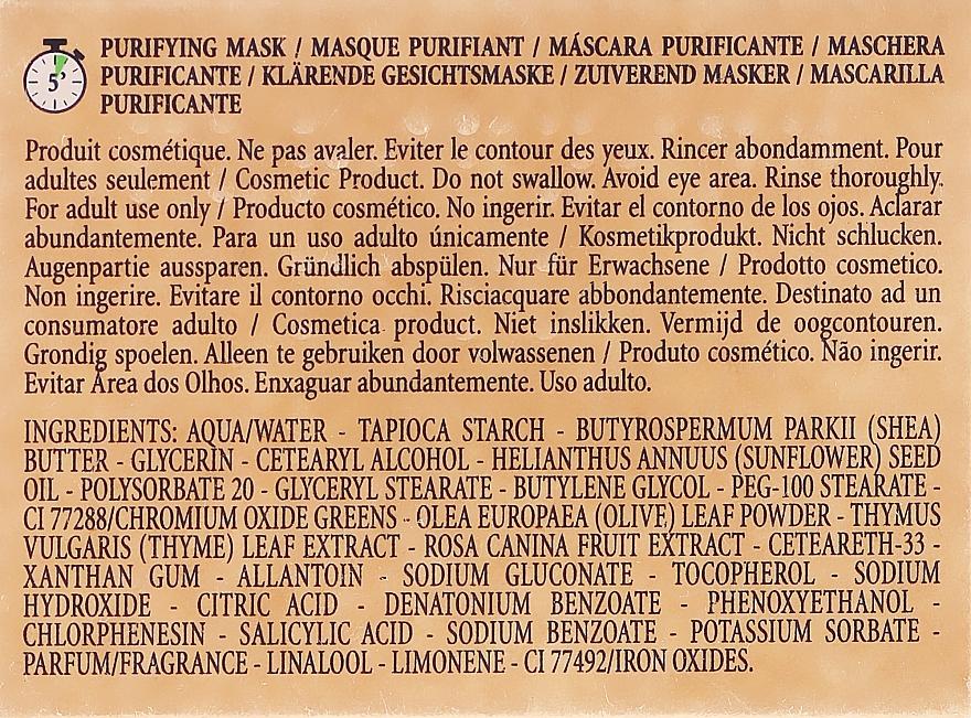 Почистваща маска за лице - L'Occitane Purifying Mask — снимка N3